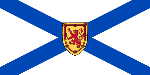 Flag of Nova Scotia